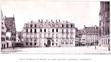 immeuble plaza strasbourg